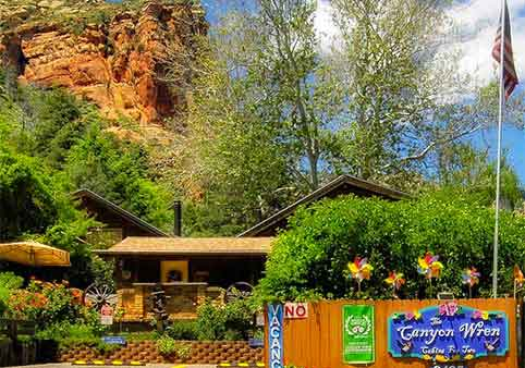 Canyon Wren Cabins For Two
