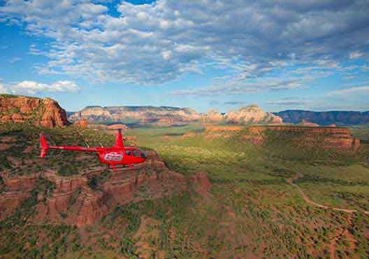 Sedona Wild West Helicopter Tour